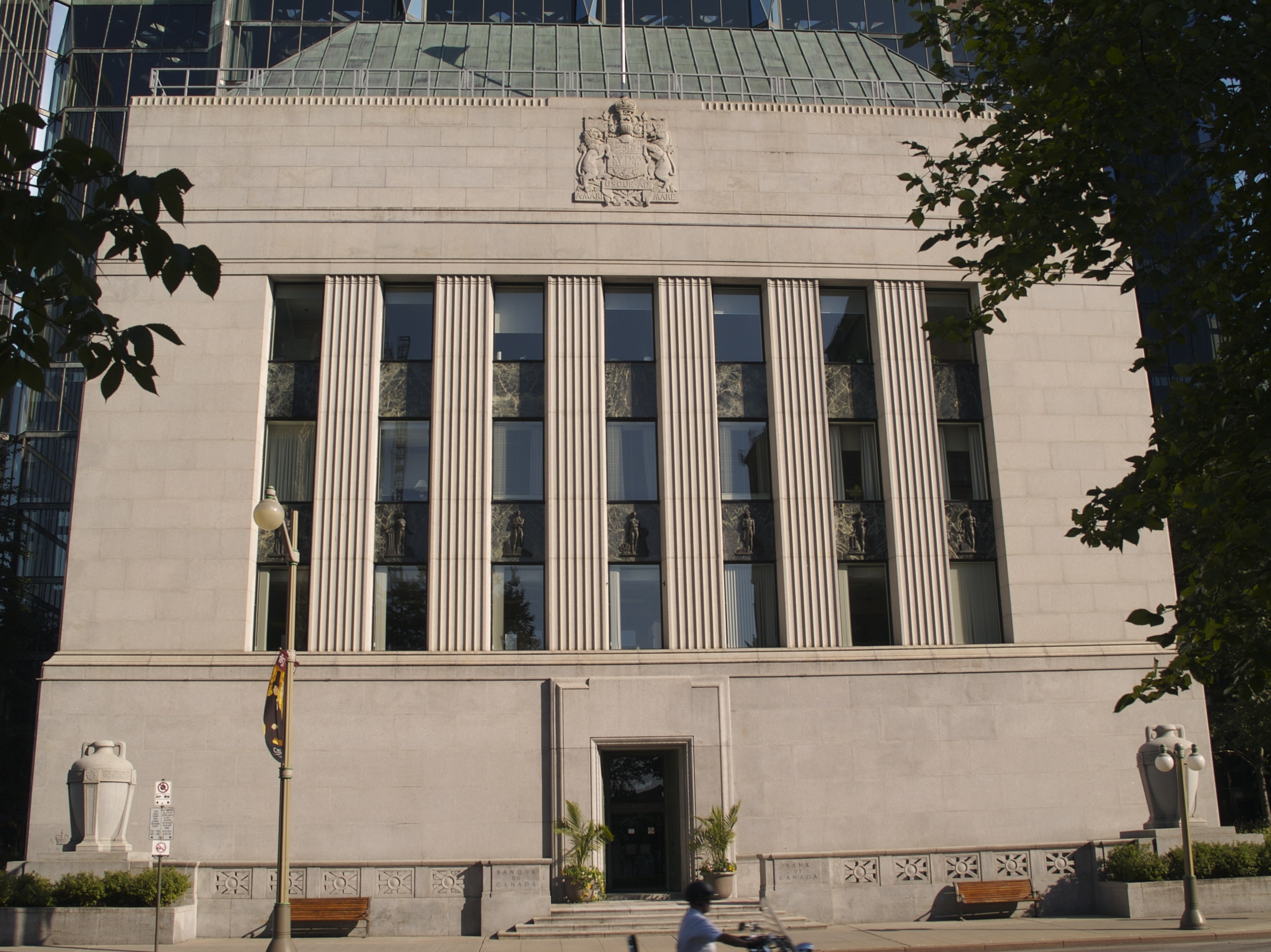 Don't Bank on the Bank of Canada