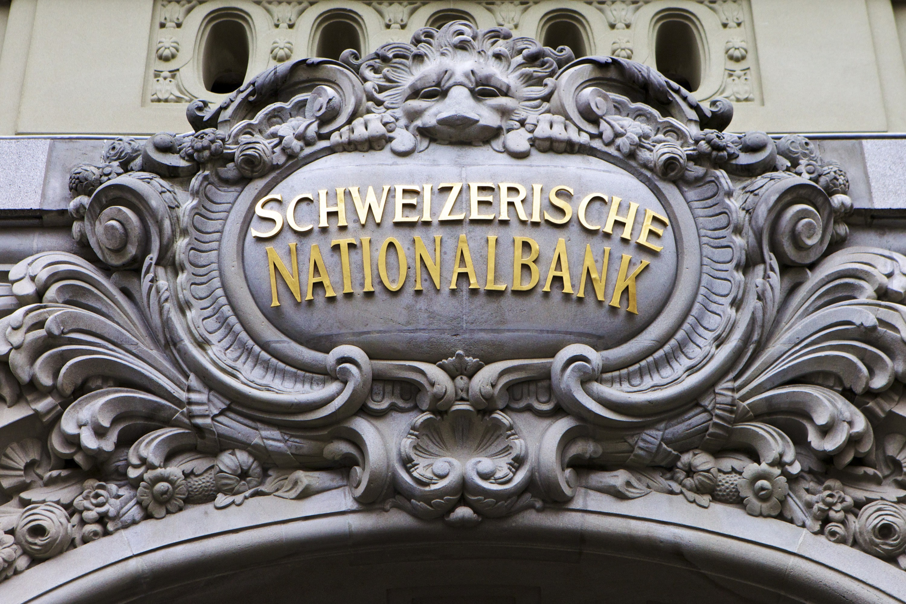 Swiss bank forex