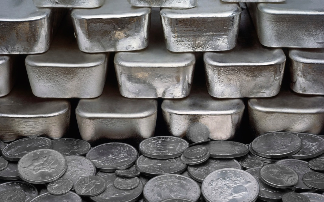 Trader's Timeout: Silver Prices Hit Eight-Month Lows