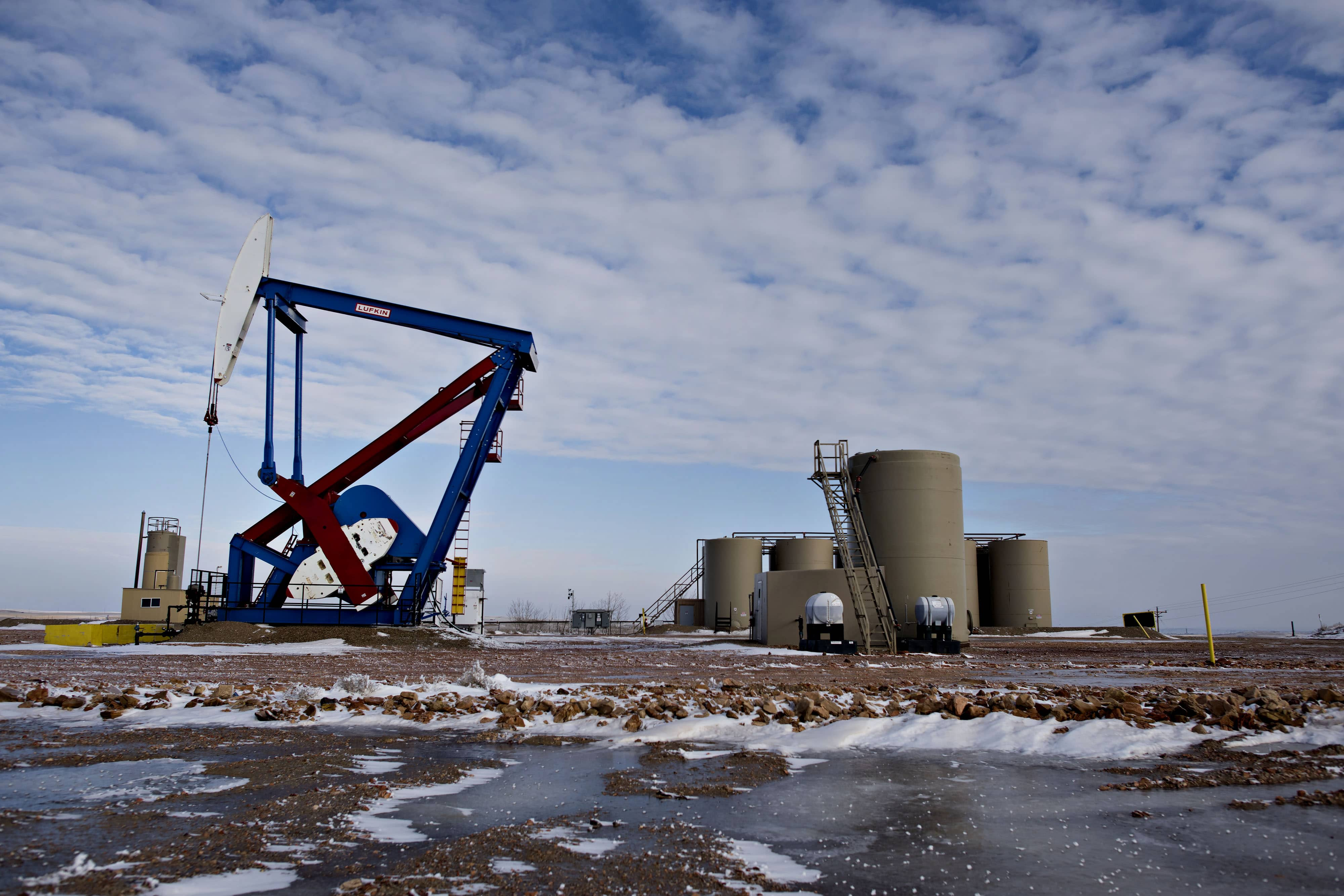 Why Is the Price of Oil so Low?