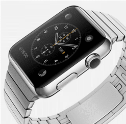 Consumer Finance Shrinks to Become Huge on The Apple Watch