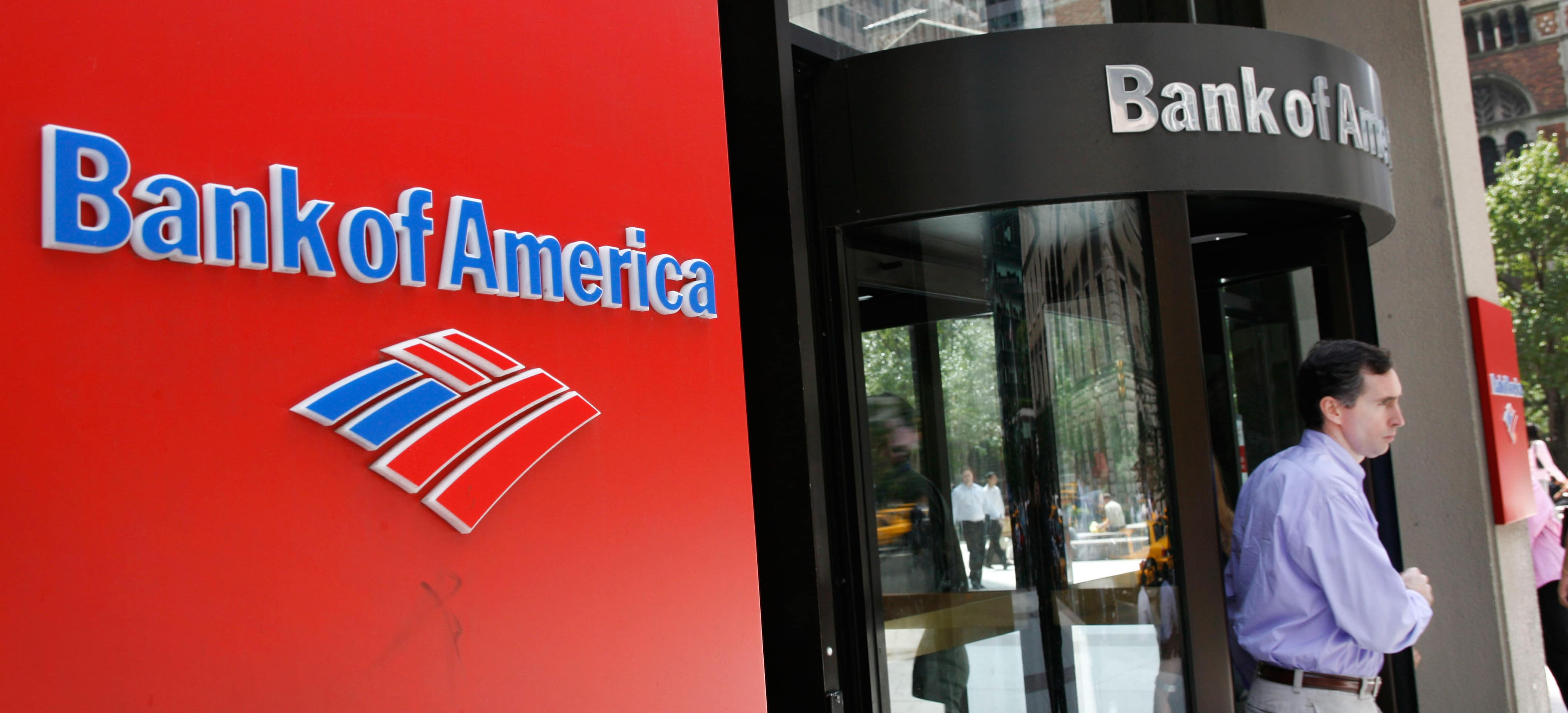 Bank of America Settles for $12.8m with Former Merrill Lynch Employees