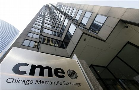 CME Group, FX