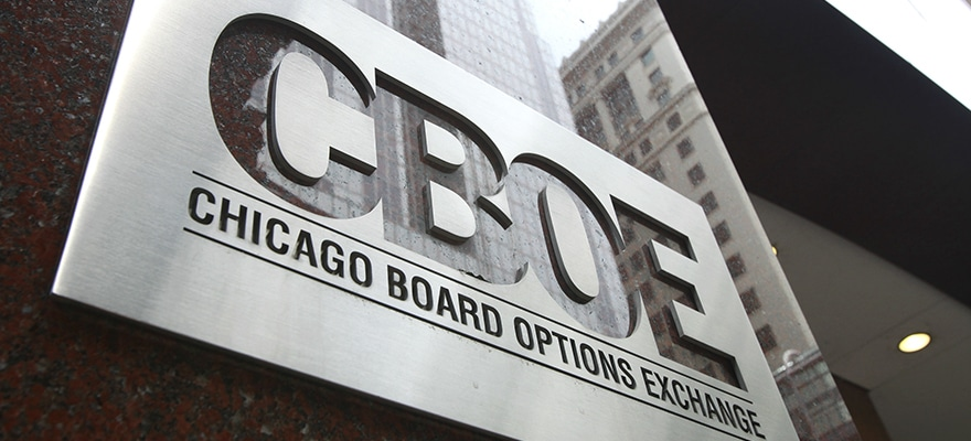 CBOE's July Volumes See Across-the-Board Pullback as Volatility Fades