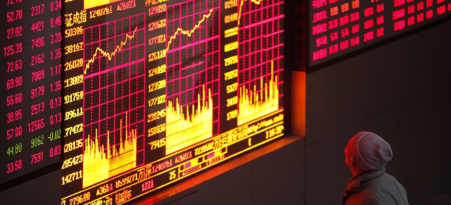 Chinese Equity Convulsions Cause Influx of Bond Markets