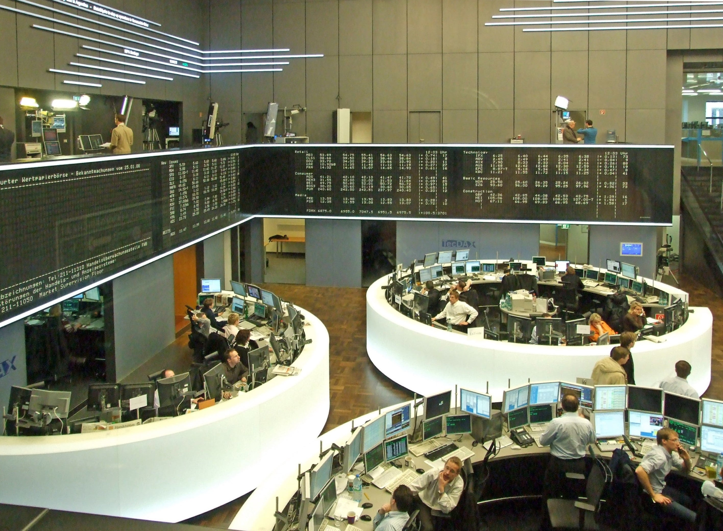 Deutsche Borse Releases Five New ETNs Tracking Currency Markets