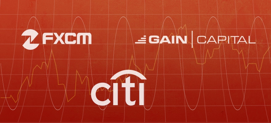 FXCM, Gain, citifx, citi bank, trading