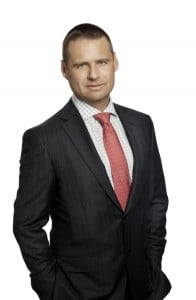Saxo Bank CEO Kim Fournais