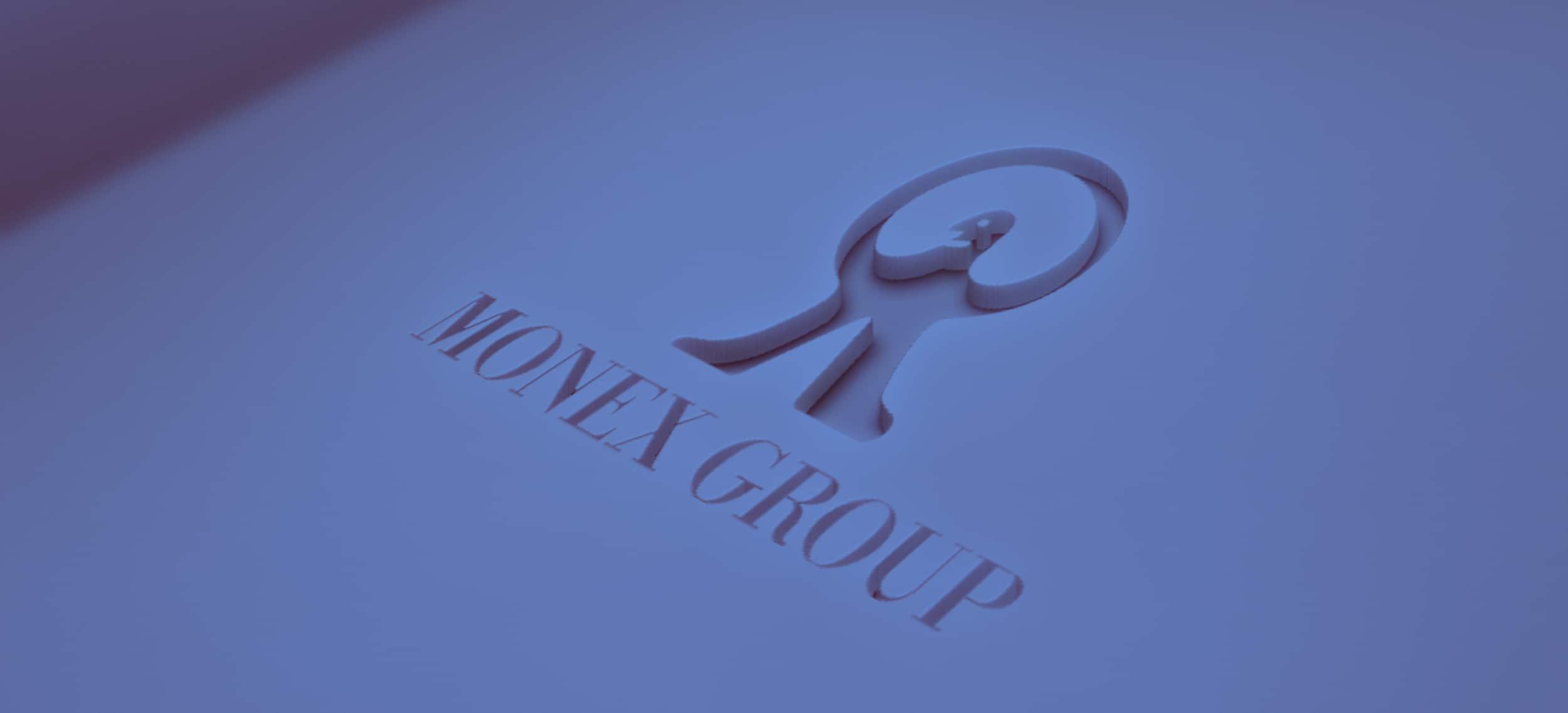 monex group logo