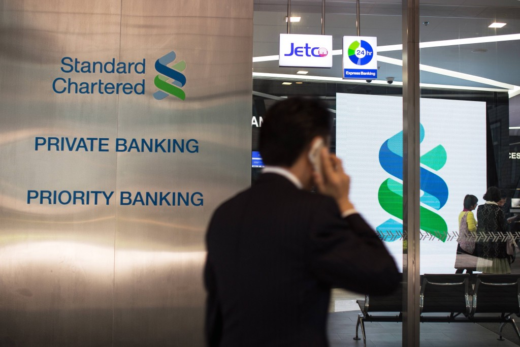 Standard Chartered Promotes Two In Latest Restructuring Move