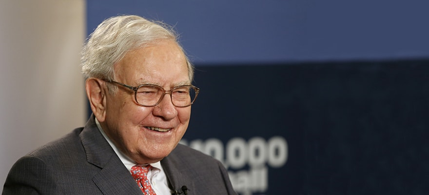 Warren Buffett's Berkshire Made $12 Billion Bet on Trump's Stocks Rally