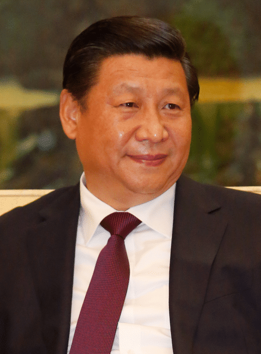 Chinese President's Anti-Corruption Drive Hitting Top Bankers