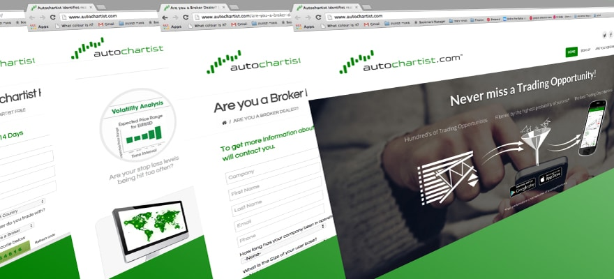 Russia's ATON Adds Autochartist Services to its QUICK Platform