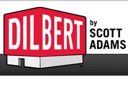 Dilbert's Scott Adams Wants an End to Financial Advisors, Happening Already?