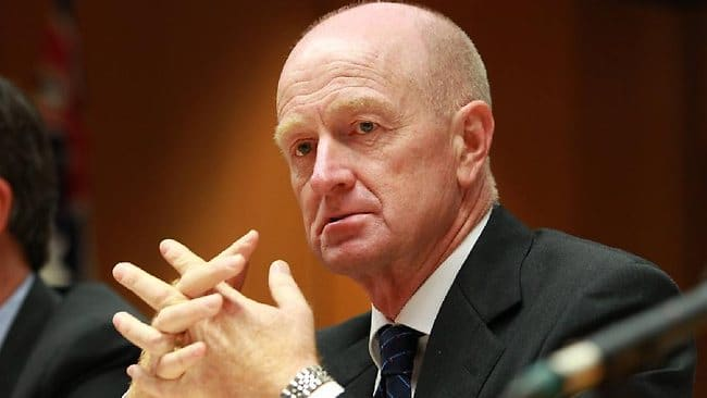 RBA Chief Can Do No More – Glenn Stevens Calls on Businesses to Step Up