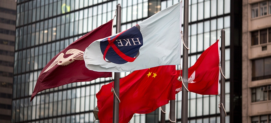 HKEX Reports Slight Fall In Q1 Revenue, Subdued Market Conditions Blamed