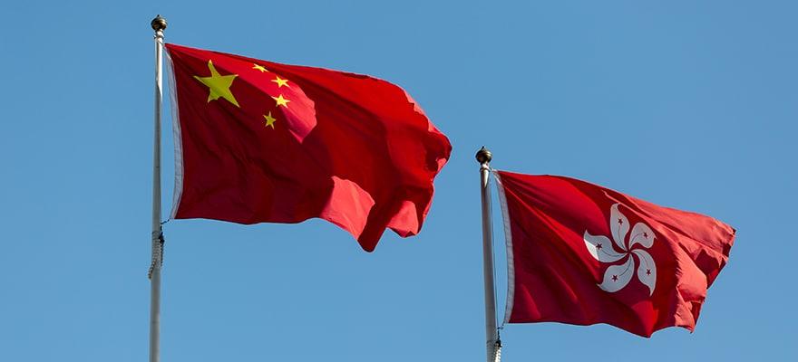 Hong Kong Chief Executive Leung Chun-Ying Delivers 2015 Policy Address