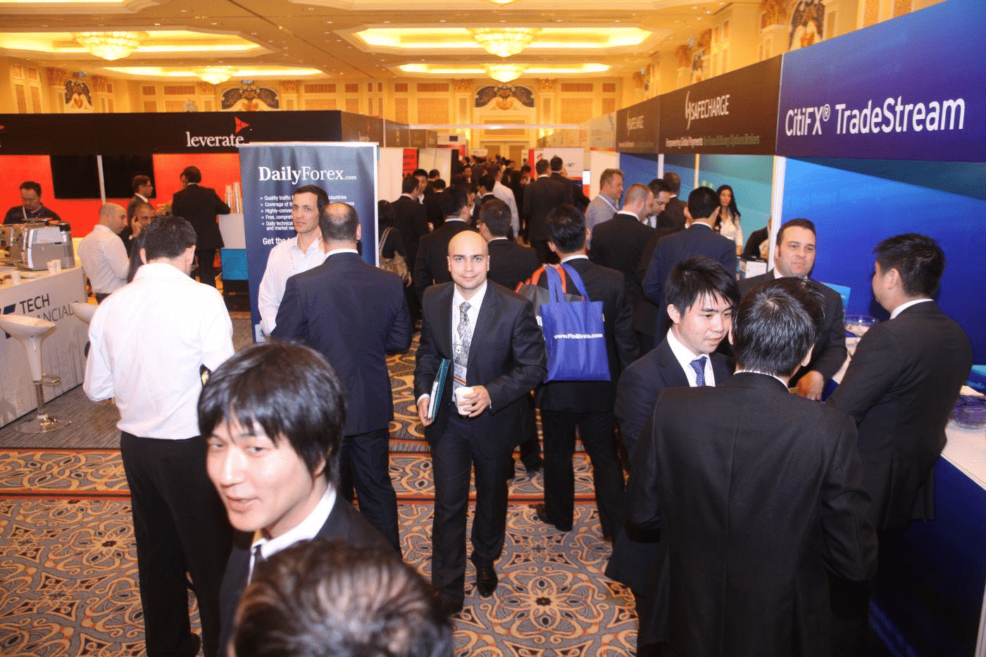 "Upcoming iFX EXPO in Hong Kong: Leading Forex CEOs to Discuss ""CHF Black Swan"""