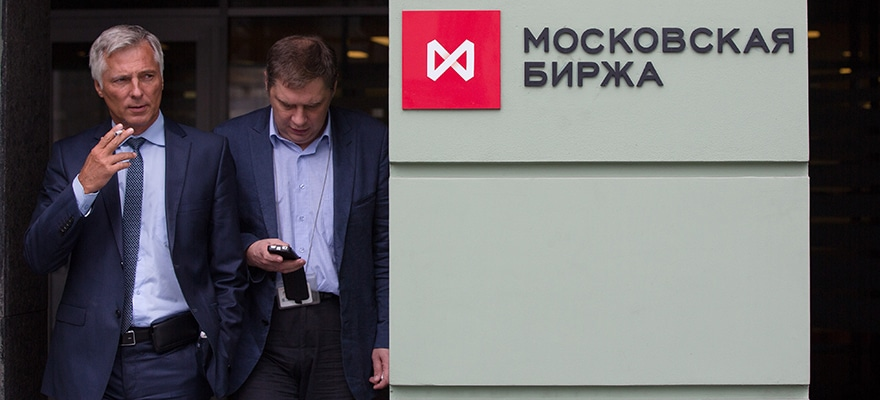 Moscow Exchange's FX Volume Up 10% MoM In August 2015, 86.7% YoY