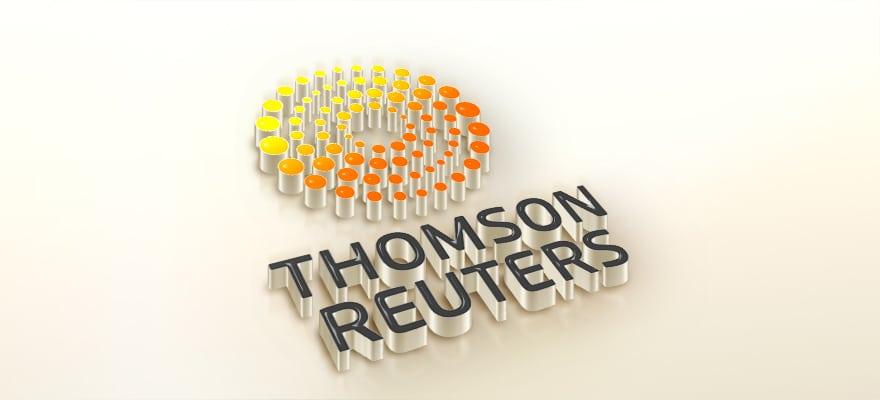 Thomson Reuters logo, Refinitiv