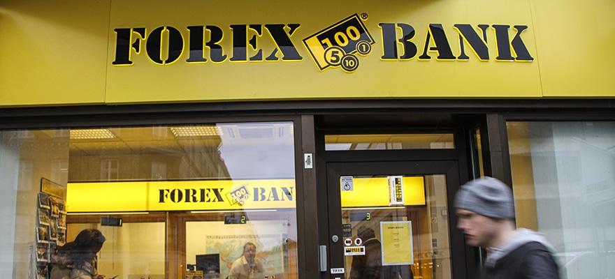 Institutional forex trading platform