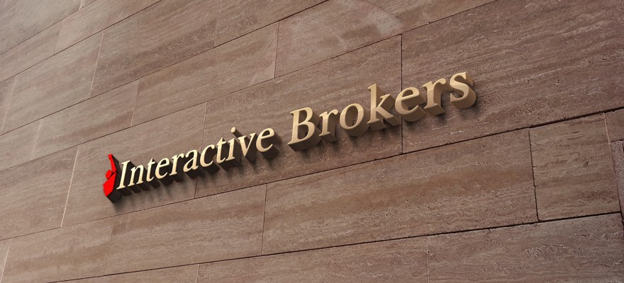 Interactive Brokers' March DARTs Drop 14% from February
