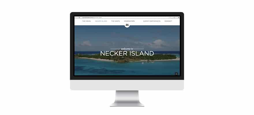 Innovative Blockchain Applications Explored at Necker Island Summit