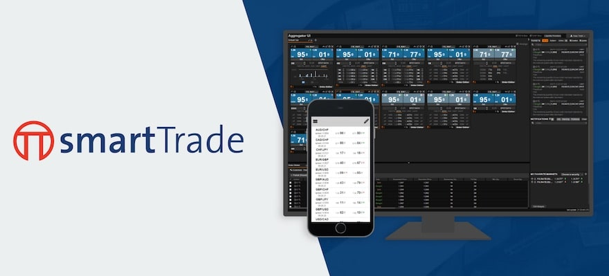 smartTrade Technologies Extends FX Connectivity Solution to Gaitame.com
