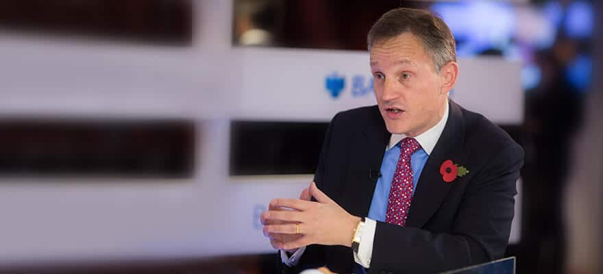 Ex Barclays Bank Chief Anthony Jenkins To Set Up Fintech Venture