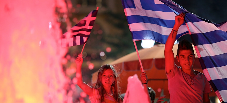 Referendum Fallout Threatens to Ignite Greek Powder Keg