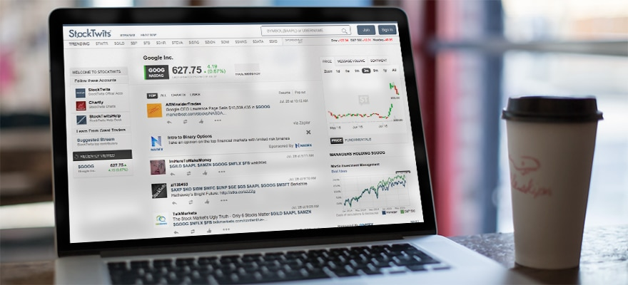StockTwits to Launch No-Fee Stock Trading Service