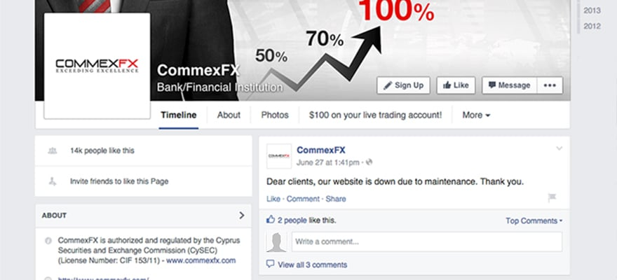 MerexMarkets Jailed Owner Seeks to Reactivate CommexFX's CIF Licence