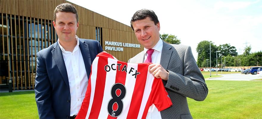 OctaFX Announces Premier League Partnership With Southampton FC