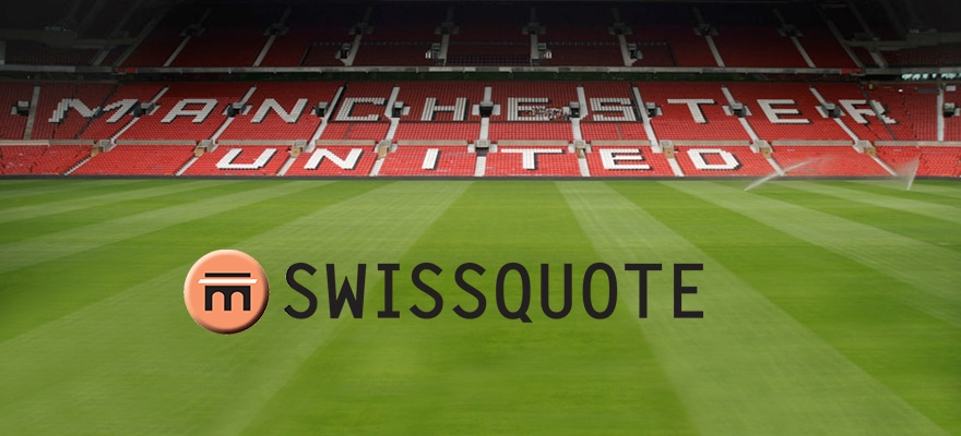 Swissquote Releases a New Campaign in Partnership with Manchester United