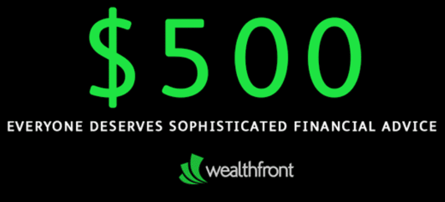 Wealthfront Looks to the Future with $500 Account Minimums to Attract Young Investors