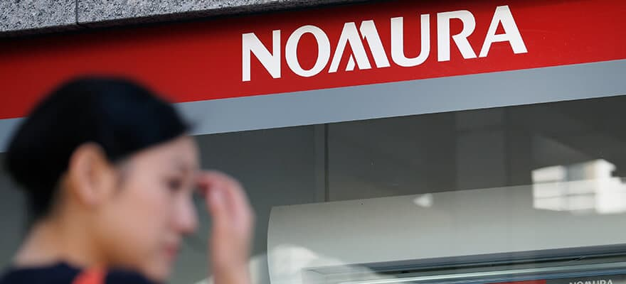 Nomura's Overseas Business Posts Fifth Straight Quarter of Profit
