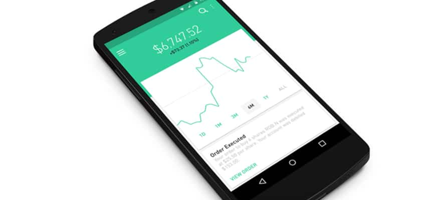 robinhood android app