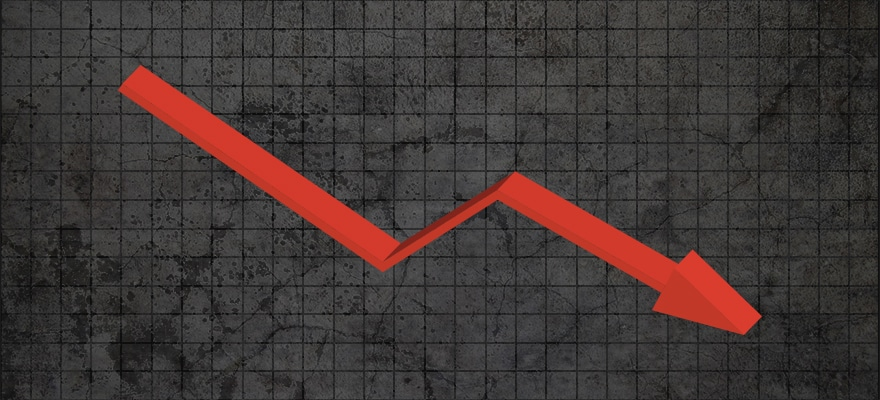Volatility Returns: Bitcoin Price Plunges over 13% to 2-Month Low