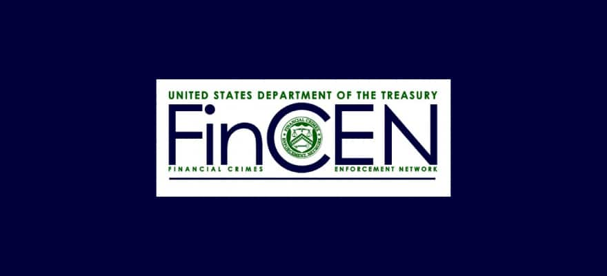 FinCEN Cryptocurrency Practices Attract Attention of US Treasury