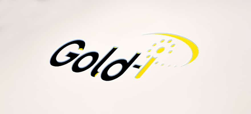 Gold-i logo itexsys