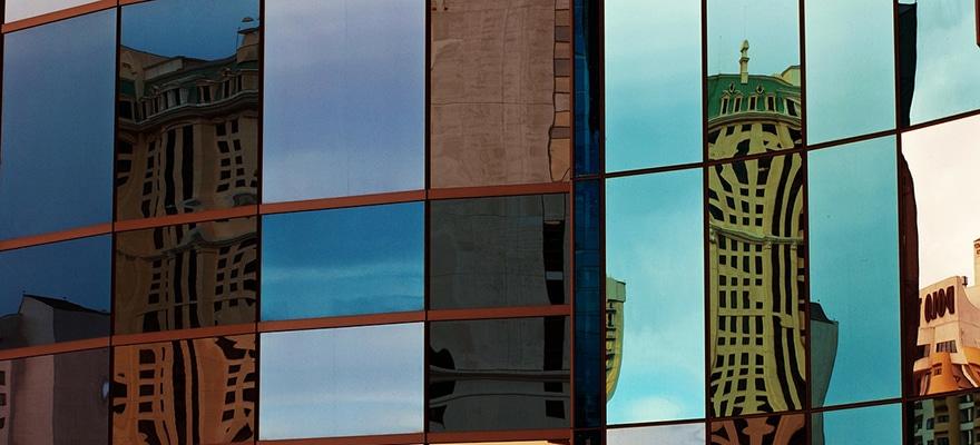 skyscraper, banking