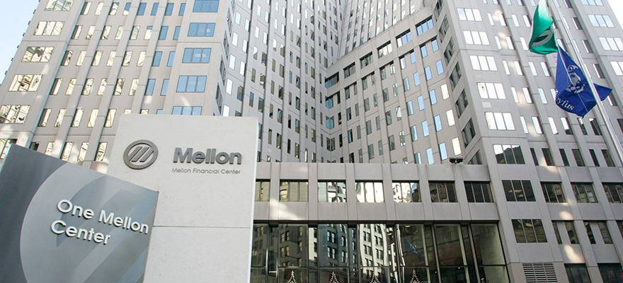BNY Mellon headquarters in New York
