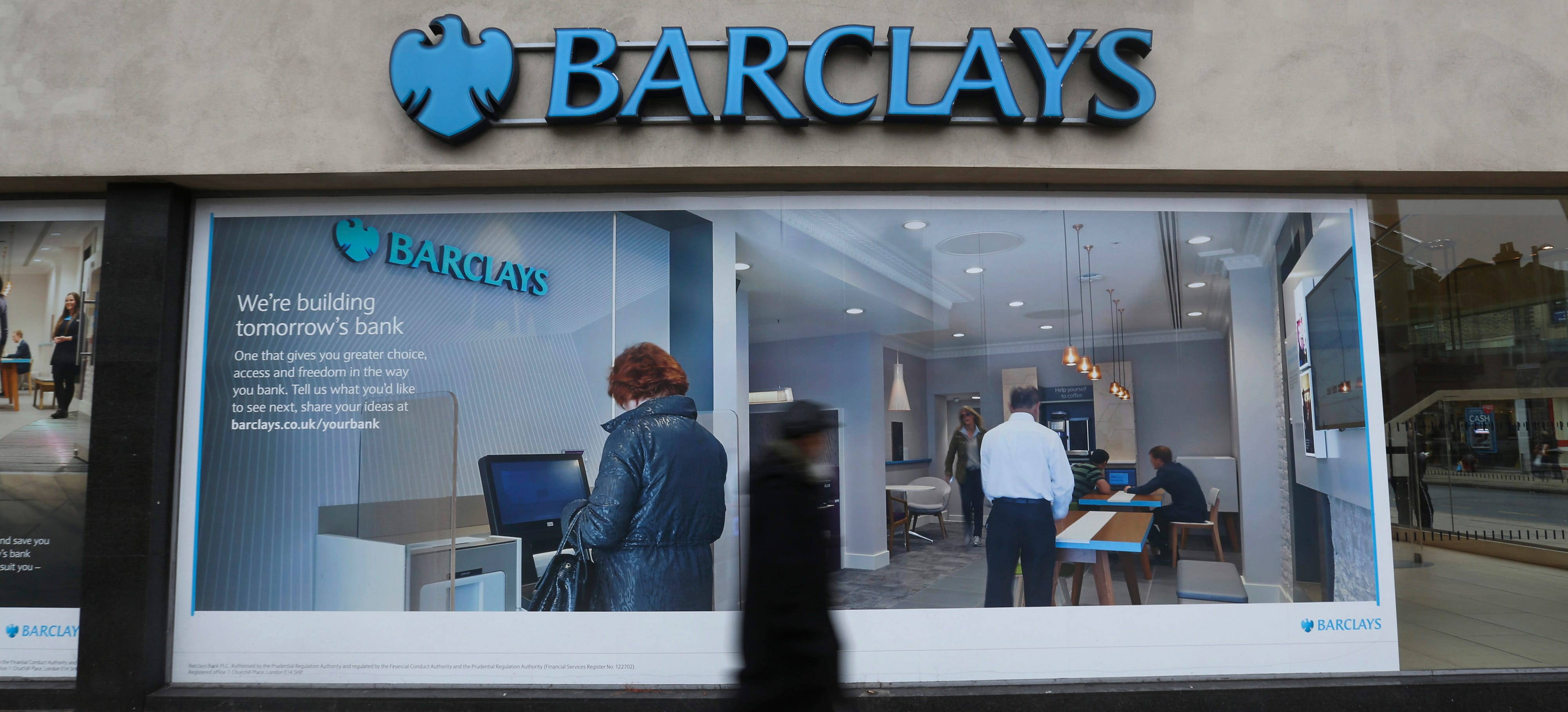 Barclays Hires Ex-Goldman Computer Scientist as Head of Markets Innovation
