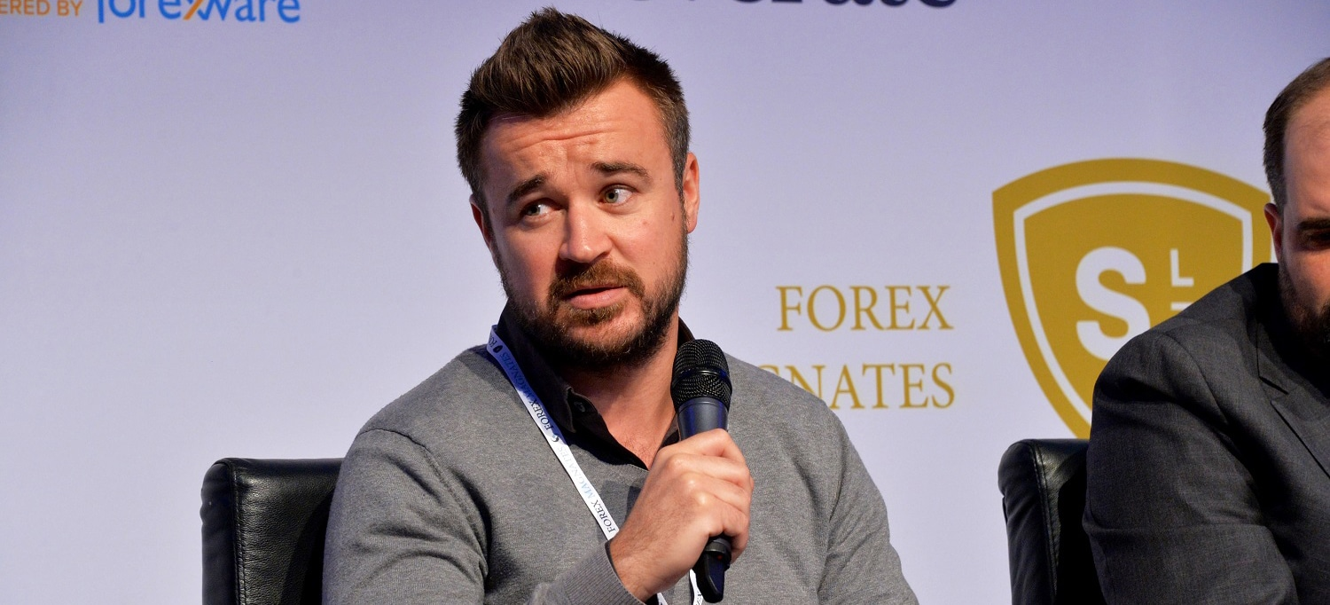 Philippe Gelis. CEO and Co-Founder, Kantox, at Finance Magnates London Summit