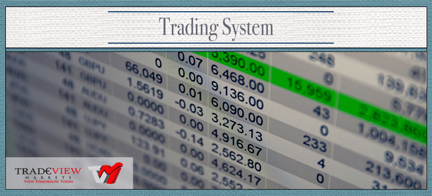 What Does A Trading System Mean?