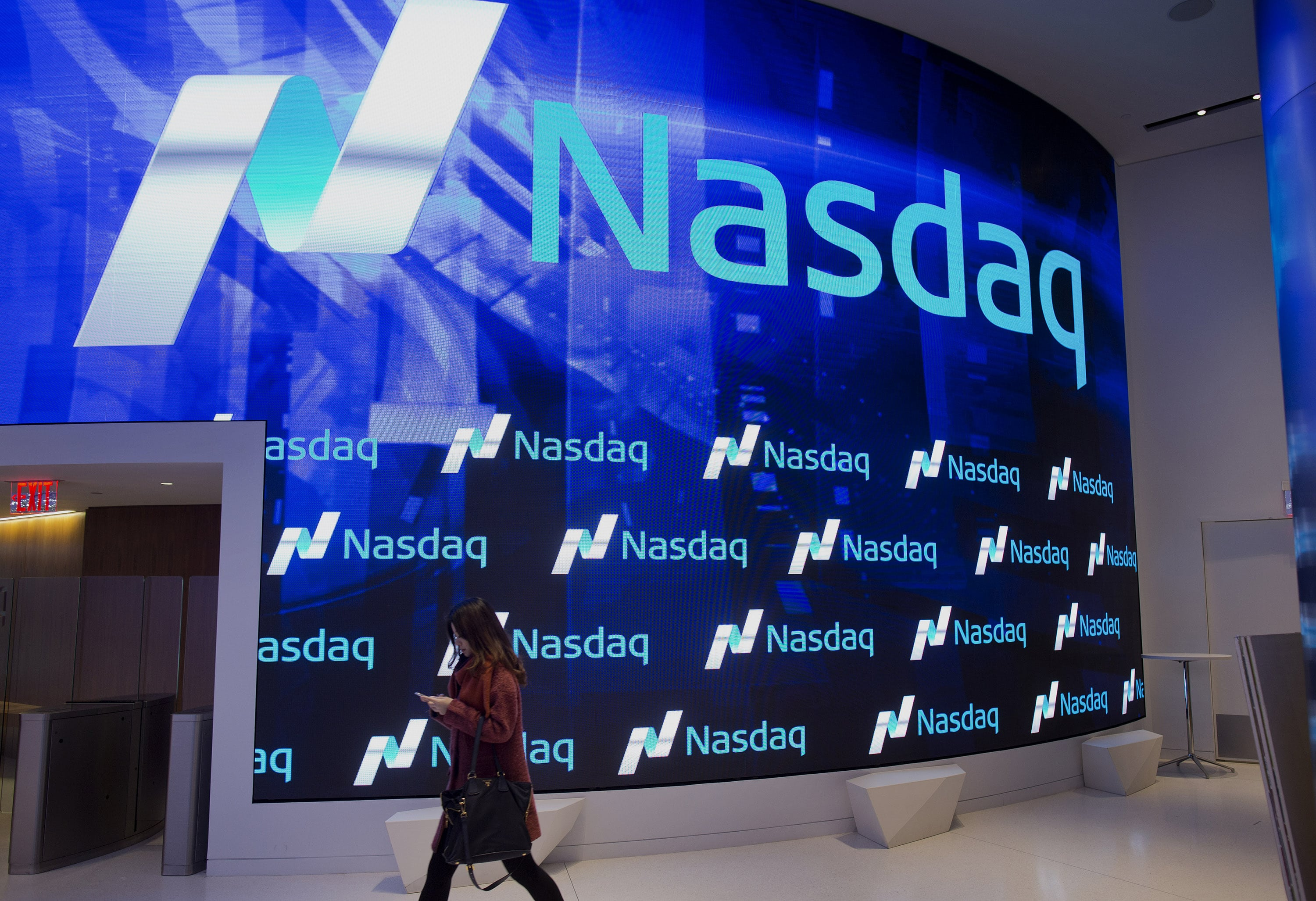 Nasdaq's June Volumes Rebound Sharply, Equities Strike 2016 Highs