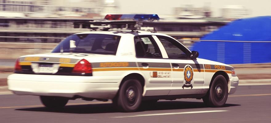 police-car