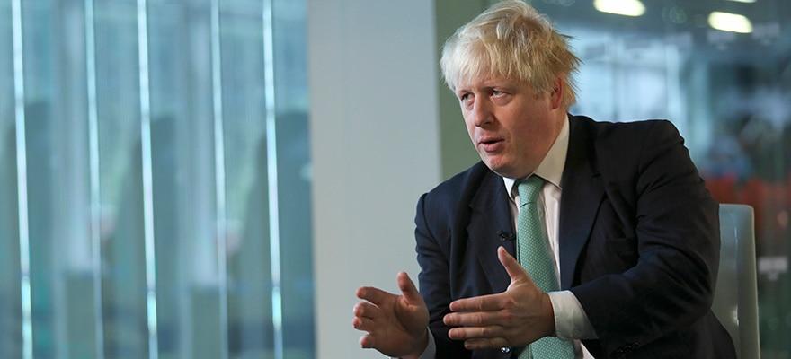 Mayor of London Boris Johnson Travels to Japan to Pitch Fintech Industry
