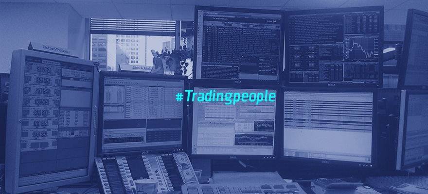Trading Made by People. This Is Who They Are – Mr. Richard Perona
