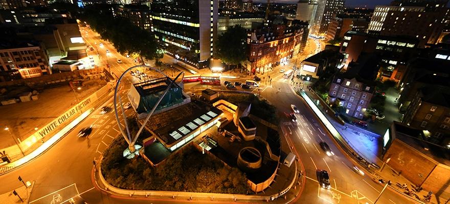 London's fintech scene maturing, B2B to trend